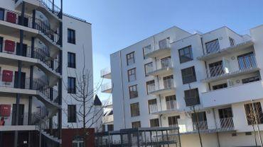 """Le nouveau quartier Tivoli est sorti de terre: """"un mode de vie exemplaire"""""""