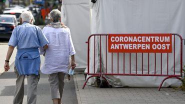 Une réunion de crise pour la province et la Ville d'Anvers lundi après-midi