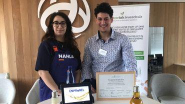 Bruxelles: GreenLab récompense trois nouvelles start-up verte