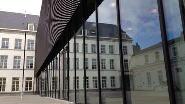 """Le """"106"""" rue de Nimy où le futur directeur du Manège a son bureau"""