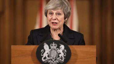 TheresaMay espère sceller l'accord de divorce lors d'un sommet à Bruxelles ce dimanche