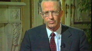 1990, le Roi Baudouin refuse de signer la loi dépénalisant l'avortement