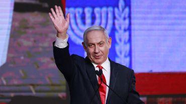 Le Premier ministre Benjamin Netanyahu a été désigné pour former le gouvernement, a indiqué la présidence d'Israël mardi.