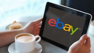 eBay a lancé une nouvelle série de ventes aux enchères en direct