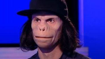 Kid Noize, le DJ belge à la tête de singe