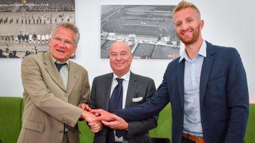 Laszlo Bölöni est le nouvel entraîneur de l'Antwerp