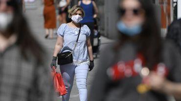 Coronavirus en Belgique : avoir un masque avec soi devient obligatoire dans le Hainaut