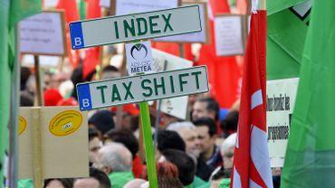 Les premières mesures entrant dans le cadre du Tax shift feront sentir leurs effets dès le 1er janvier prochain.