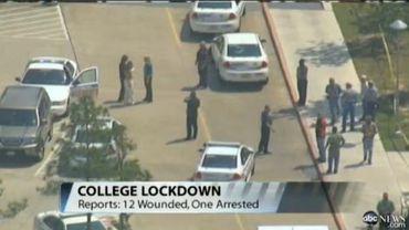 Une quinzaine de personnes poignardées sur un campus au Texas