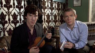 """""""Sherlock Holmes"""" ne sera de retour qu'à Noël 2015 à cause de l'emploi du temps chargé des deux acteurs"""