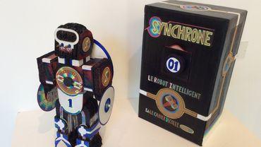 Le Musée Art et  Marges expose les robots de Michel Goyon