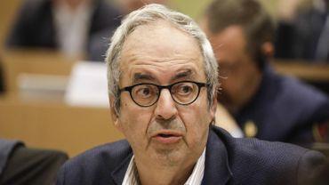 Le député sp.a Dirk Van der Maelen