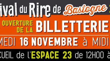 « Festival du Rire de Bastogne 2020 » : Têtes d'affiche et jeunes talents