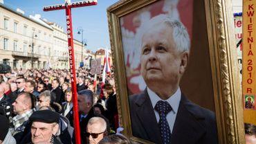 Smolensk: la possibilité de l'explosion de l'avion présidentiel polonais à nouveau évoquée