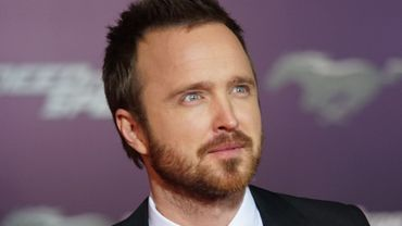 """Aaron Paul a été rendu célèbre pour son rôle de Jesse Pinkman dans la série """"Breaking Bad"""""""