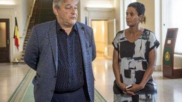 Le député Luk Van Biesen échappe à une sanction de son parti