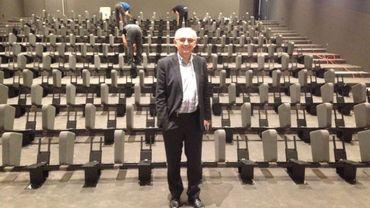 Le directeur de Quai 10, Michaël Bakolas.