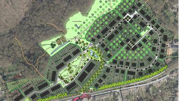 Fayenbois change de visage: le nouveau quartier vert est prêt
