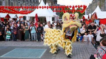 La 4ème édition du Village ChinaTown s'installe durant 4 jours place Saint Lambert
