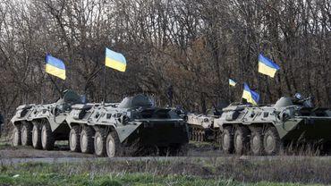 Ukraine: l'offensive militaire commence à Kramatorsk