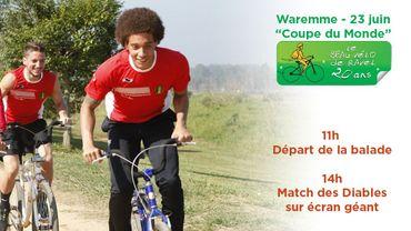 La balade sera matinale pour la première étape du Beau Vélo de RAVeL !