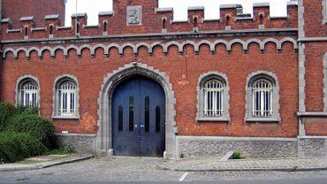 La prison de Nivelles.