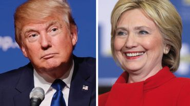 La probable prochaine affiche des présidentielles américaines