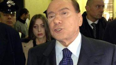 """Un véritable """"système de prostitution"""" autour de S. Berlusconi, selon le parquet de Milan"""