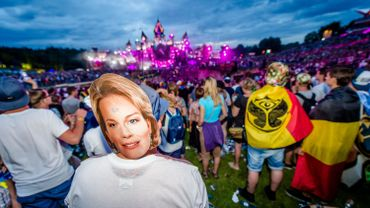 Tomorrowland: la reine Mathilde était présente d'une façon détournée
