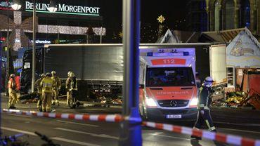 Arrestation en Allemagne d'un possible contact de l'auteur de l'attentat de Berlin