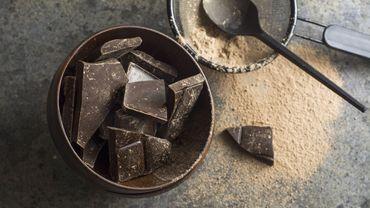 Le chocolat noir, bon pour le coeur et les artères