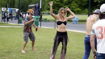 """La """"street rave"""" du 27 juin à Bruxelles compte une dizaine de scènes."""