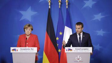"""L'Allemagne """"doit bouger"""" pour corriger les """"dysfonctionnements"""" de la zone euro"""