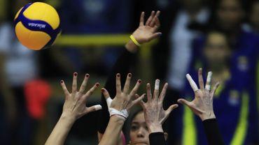 Coronavirus - Le volley belge à l'arrêt, les tickets européens décernés fin mars