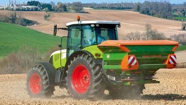 L'homme s'était déplacé avec son tracteur pour voler un épandeur... (illustration)