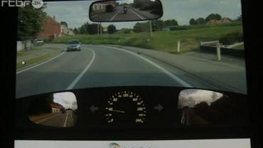 """Bientôt un test de """"perception des risques"""" dans tous les centres d'examen du permis de conduire"""