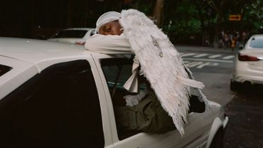 """Negro Swan"" de Blood Orange sortira le 24 août."