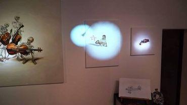 À Louvain, une galerie prend vie et c'est absolument incroyable