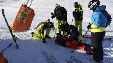 Les conditions d'enneigements ont été optimales en cette période. Les skieurs ont pu ainsi profiter des joies de la glisse, mais pas sans risques.