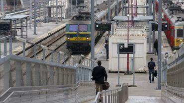 Manifestation nationale: les trains circulent normalement