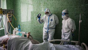 Coronavirus en Russie : la barre des 10.000 morts franchie