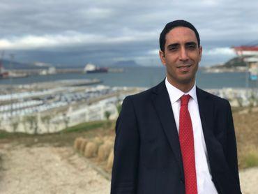 Rachid Houari, Directeur du Port de Tanger Med 1