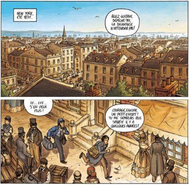 Tocqueville, vers un Nouveau Monde