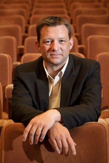 Gilles Ledure, président du jury du Concours Reine Elisabeth