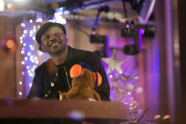 MC Solaar était très attendu par le public lors de son passage à Viva for Life.