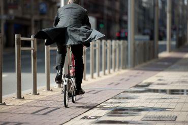Gembloux et Namur, des communes pilotes pour l'aménagement en faveur des cyclistes