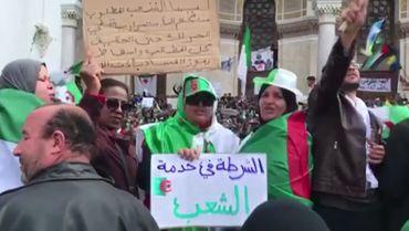 Une riche actualité internationale, notamment en Algérie