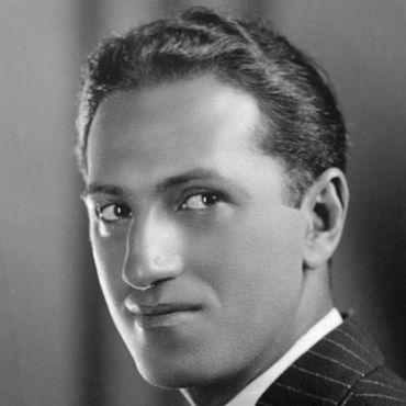 George Gershwin dont le nez a été cassé lors d'une bagarre d'enfance
