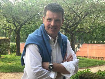 Olivier Grandjean, père de 3 enfants