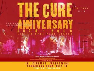 The Cure au cinéma